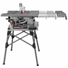craftsman 10 portable table saw craftsman 10 portable table saw shop your way online shopping