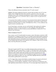 cv vs cv cv vs resume academic german cv or resume writing a cvrsum oxford
