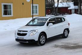 chevrolet opel scoop gm begins testing mule for new opel antara and chevrolet