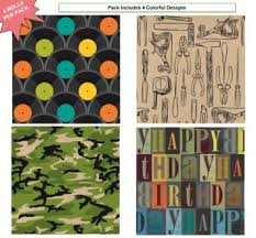manly wrapping paper cheap birthday wrapping paper find birthday wrapping paper deals