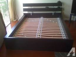 Hopen Bed Frame Ikea Ikea Hopen Bed Frame Size With Slats For Sale In