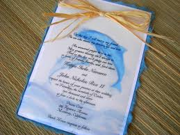 themed l wedding invitation design themes best of dolphin themed wedding