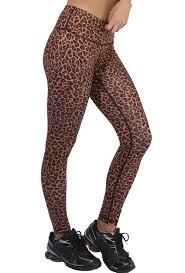leopard patterned printed pant clothing dropshipping in usa