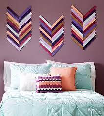 Brilliant DIY Wall Art Ideas For Your Blank Walls Hanging - Cheap bedroom decorating ideas for teenagers