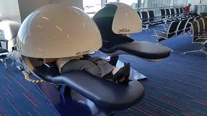 we tested jetblue u0027s u0027nap pods u0027 and they were only sort of weird