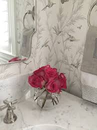 Pretty Powder Rooms This And That Design Indulgence