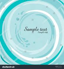 mint background abstract swirl background mint stock vector