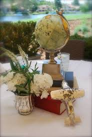 themed centerpieces for weddings pin by davidson on hanks retirement bridal
