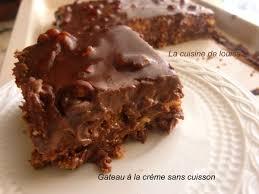 cuisine sans cuisson gâteau à la crème sans cuisson dziriya