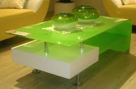 lime green coffee table splsh lime green ottoman coffee table