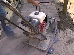 Small Patio Pavers Ideas by How To Install A Paver Sidewalk How Tos Diy