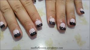 spiderweb chandelier nails nails obsession