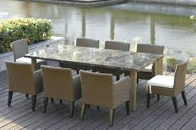 modern outdoor dining table outside dining sets fantastic modern outdoor dining set dining room