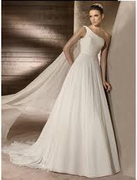 One Shoulder Wedding Dress Wedding Structurewedding Structure