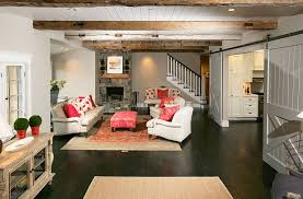Dividing Doors Living Room by 25 Ingenious Living Rooms That Showcase The Beauty Of Sliding Barn