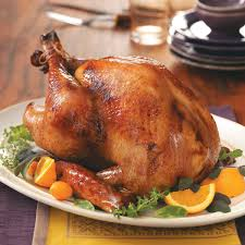 thanksgiving smoked turkey recipe hickory turkey recipe taste of home