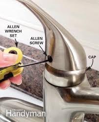 how to tighten kitchen sink faucet kitchen how to replace kitchen faucet ideas how to