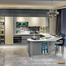 Lacquer Kitchen Cabinets by Oppein Home Latest Modern Kitchens Designs Traditional Style