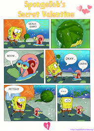 spongebob page 1 by stepandy on deviantart