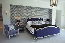 Purple Bedroom Accent Wall - bedroom accent wall transitional bedroom bravo tv