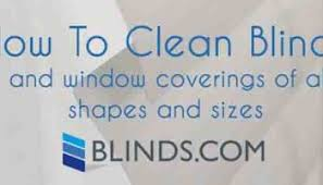 Best Way To Clean Dust Off Blinds How To Clean Cellular Shades Without Ruining Them The