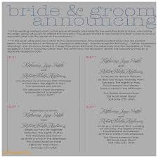 Wedding Invite Verbiage Wedding Invitation Awesome Wedding Invite Wording Couple Hosting