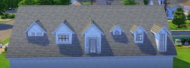 sims 4 building split levels lofts and dormer windows