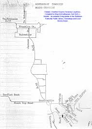 County Map Illinois by Crawford County Il Historical Society