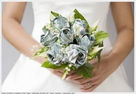 money flowers the goodlaff just tossing money away