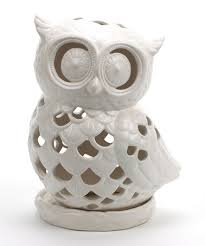 owl candle holder by gorgeous home interiors on zulilyuk today