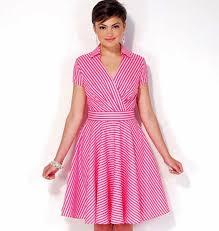 misses dress pattern ladies dress pattern full skirt by blue510