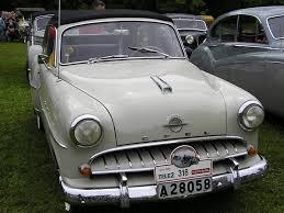 opel rekord 1963 rekord cabriolet