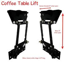 lift up coffee table mechanism with spring assist lift top coffee table sets diy hardware furniture hinge gas