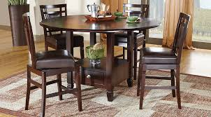 Bar Height Dining Room Sets Affordable Casual Dining Room Sets Rooms To Go Furniture