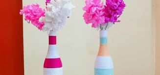 How To Make Home Decoration Recycle Beer Bottle To Make This Stunning Flower Pot