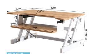 online get cheap standing desktop desk aliexpress com alibaba group