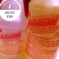 awesome degreaser awesome products inc la s totally awesome degreaser and all