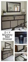 Murphy Bed Price Range Remodelaholic How To Build Faux Dresser Murphy Bed Diy