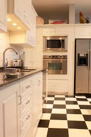 Glossy Kitchen Cabinets How To Clean Glossy Cabinets Hunker