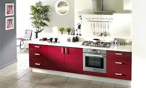 lave linge dans cuisine cuisine equipee electromenager cuisine complete avec