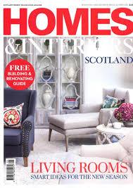 homes u0026 interiors scotland sept oct 2016 u2013 sandstone and marble