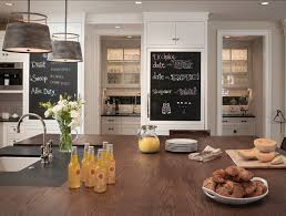 chalkboard paint kitchen ideas family home with beautiful interiors home bunch interior
