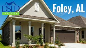 Dsld Homes Floor Plans by Waterford Foley Al Youtube