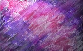 Purple Paint by Acrylic Paint Background With Palette Knife Youtube