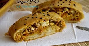 cuisine tunisienne brioché farci recette par la tunisienne
