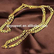 cheap gold necklace images Cheap gold chains real gold necklace 5 women link chain torque jpg