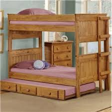 Solid Pine Bunk Beds Pine Crafter At Bunkbeddealers Bunk Beds And Loft Beds
