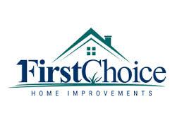 first choice home improvements logo design 48hourslogo com
