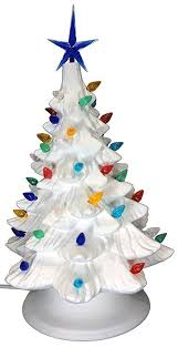 small light up christmas tree ceramic bisque ready to paint small christmas tree base