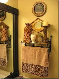Leopard Bathroom Rugs Giraffe Print Bathroom Accessories Bathroom Awesome Stylish